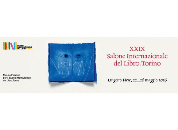 Logo XXIX Salone del libro