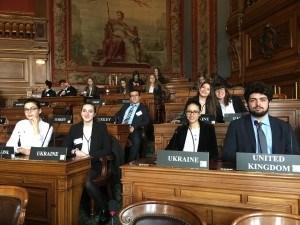 gli studenti delegati