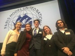 il liceo italiano al PAMUN